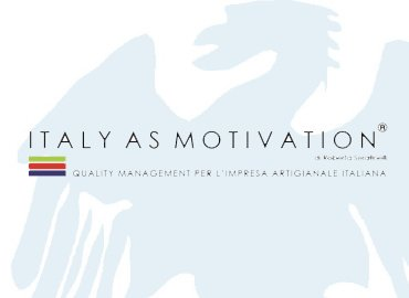 Italy As Motivation
