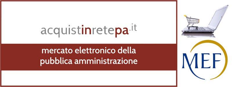 Mercato Elettronico con Pubblica Amministrazione