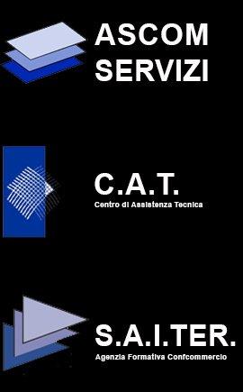 Ascom, C.A.T. e Saiter sponsor